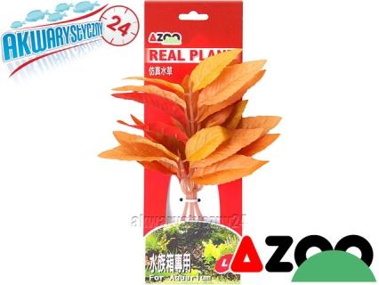 AZOO ALTERNATHERA CORAL L (22cm) (AZ98003) - Roślina sztuczna z tkanymi liśćmi