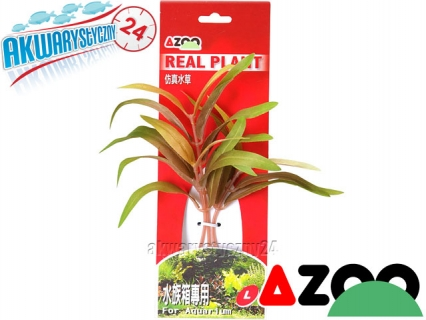 AZOO AMMANIA L (24cm) (AZ98005) - Roślina sztuczna z tkanymi liśćmi