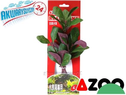 AZOO LOBELIA CARDINALIS L (22cm) (AZ98022) - Roślina sztuczna z tkanymi liśćmi