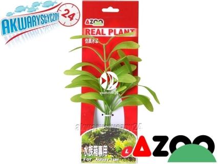 AZOO HYGROPHILA POLYSPERMA L (22cm) (AZ98024) - Roślina sztuczna z tkanymi liśćmi