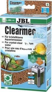 JBL Clearmec Plus (62395) - Wkład do filtrów akwariowych, rozkłada azotany (NO3), azotyny (NO2) i amon (NH4).