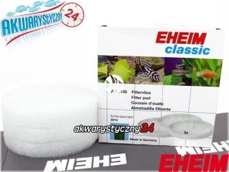 EHEIM CLASSIC 2213 (2616135) - Gąbka biała do filtra Eheim Classic (komplet 3 sztuk)