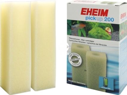 EHEIM Gąbki (2617120) - Wkład gąbkowy 2 szt. do filtra Pick-Up 200 (2012)