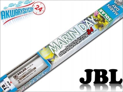 JBL MARIN DAY SOLAR T8 (61605) - Świetlówka T8 do akwarium morskiego