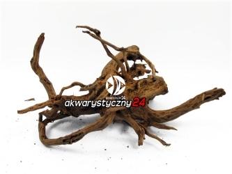 AQUAWILD Korzenie Red Moor Wood - Dekoracyjne korzenie z wrzosowisk do akwarium roślinnego