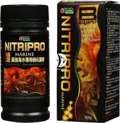 AZOO NitriPro Marine 100g (AZ40025) - Wyspecjalizowane, wydajne bakterie w proszku o szerokim spektrum działania.