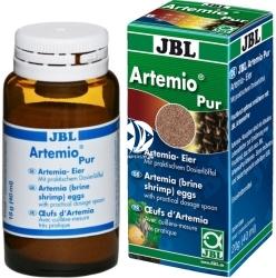 JBL ArtemioPur 40ml (30907) - Artemia do wylęgu, żywy pokarm dla młodych ryb akwariowych.
