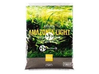 ADA AMAZONIA Light Powder | Naturalne podłoże do akwarium roślinnego.