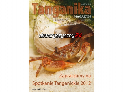 Tanganika Magazyn Magazyn nr.10 - Półrocznik o biotopie Tanganika.