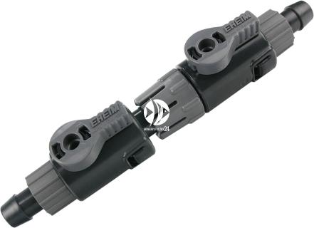 EHEIM Double Tap (4003412) - Podwójny zawór rozłączany na wąż, do akwarium