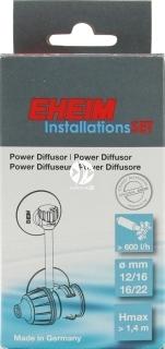 EHEIM Dyfuzor powietrza na wąż 12/16 i 16/22 (4004651) - Dyfuzor powietrza na wąż