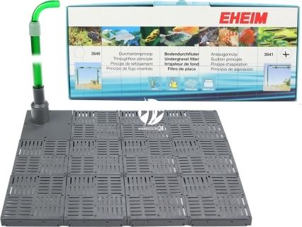 EHEIM Filtr Pod Żwirowy Ssący (3541000) - Filtr pod żwirowy ssący, denny, do akwarium