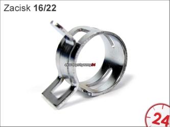 akwarystyczny24 Zacisk węża na rurke 16/22mm