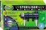AQUA NOVA UV Steriliser NUVC-07 (NUVC-7) - Sterylizator UV 7W do oczek o pojemności do 3500l