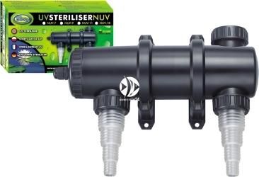 AQUA NOVA UV Steriliser NUVC-09 (NUVC-9) - Sterylizator UV 9W do oczek o pojemności do 4500l