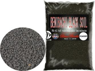 BENIBACHI Black Soil (a5BENIBSP5) - Unikalne podłoże dla krewetek akwariowych