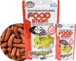 HIKARI Food Sticks (21711) - Pływający pokarm dla mięsożernych ryb tropikalnych