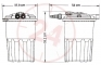 SERA Pond Fil Bioactive Set 6000 (08133) - Filtr ciśnieniowy do stawu do 6000l