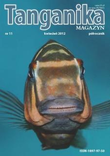 Tanganika Magazyn Magazyn nr.11 - Półrocznik o biotopie Tanganika.