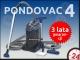 OASE PondoVac 4 (50388) - Odkurzacz do stawu przystosowany do pracy ciągłej 1700W