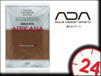 ADA AFRICANA 9L (104-023) - Naturalne podłoże do akwarium roślinnego.