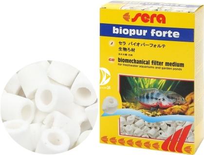 SERA BioPur Forte 800ml (08422) - Biologiczny wkład do filtra do akwarium (ceramika)