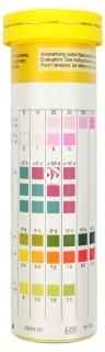 SERA Quick Test (04960) - Test paskowy do szybkiej analizy wody.