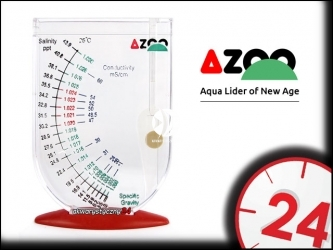 AZOO 3 IN 1 SPECIFIC GRAVITY METER