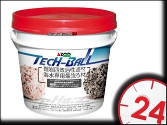 AZOO TECH-BALL 3L (AZ16110) - Wkład do morskich i rafowych systemów filtracyjnych