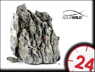 BLADE STONE 1kg - Piękne poszarpane skały do akwarium roślinnego i dekoracyjnego