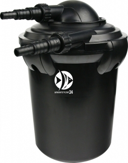 AQUA NOVA Bio Pressure Filter NPF-10 (NPF-10) - Filtr ciśnieniowy z lampą UV do oczka wodnego