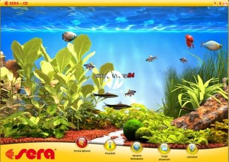 SERA CD 2.0 - Zaprojektuj swoje wymarzone akwarium