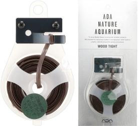 ADA Wood Tight (106-139) - Specjalistyczny drut pokryty winylem do mocowania paproci i anubiasów.