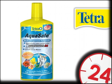 TETRA AquaSafe 100ml - środek do uzdatniania wody