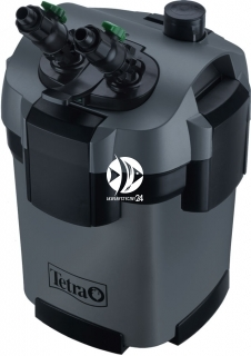TETRA EX 400 plus (T260184) - Filtr zewnętrzny do akwarium 10-80l