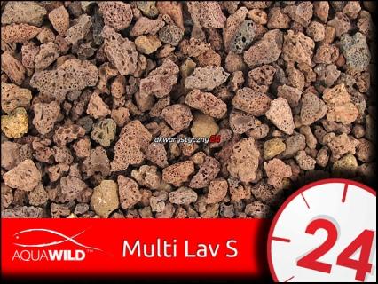 AQUAWILD MULTI LAV S 1L - Porowaty wkład biologiczny do filtrów akwariowych
