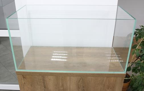 VIV (Uszkodzone 14) Akwarium 100x50x50cm [250l] 10mm (800-15) - Wysokiej jakości akwarium z super transparentnego szkła