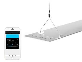 ONF Flat One LED Light 90cm - Podwieszana belka oświetleniowa do akwarium słodkowodnego i morskiego