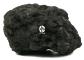 AQUAWILD Lawa Czarna 1kg (LSBB2) - Skała dekoracyjna premium do akwarium