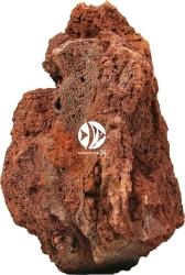 AQUAWILD Lawa Czerwona 1kg - Skała dekoracyjna premium do akwarium