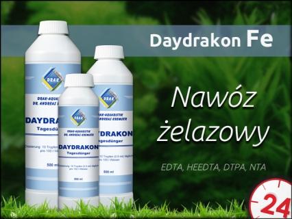DRAK-aquaristik DayDrakon - Super-koncentrat żelazowy do codziennego stosowania