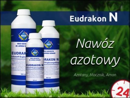 DRAK-aquaristik EuDrakon N 1L - Intensywny nawóz azotowy do akwarium roślinnego