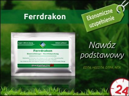 DRAK-aquaristik FerrDrakon Proszek (uzupełnienie) na 3l