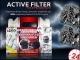AZOO ACTIVE FILTER Far Infrared Rays (AZ16067) - Znacząco poprawia jakość wody promując zdrowie i witalność ryb w akwarium (drobny) 0,5L