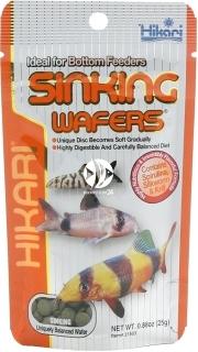 HIKARI Sinking Wafers (21503) - Tonący pokarm dla kirysów, sumów i innych ryb dennych