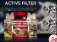 AZOO ACTIVE FILTER Silver Ion (AZ16069) - Srebro jonowe do eliminacji ryzyka wystąpienia patogenów u ryb (drobny) 1L