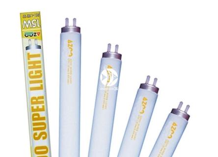 AZOO Super Light T8 (AZ20003) - Biała, zimna świetlówka podstawowa do akwarium słodkowodnego.