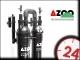 AZOO TWIN EFFECT BIO-DENITRATOR (AZ13066) - Filtr denitryfikacyjny do redukcji azotanów.