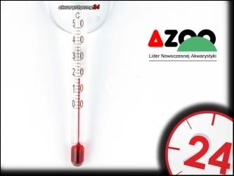 AZOO PALM THERMOMETER (AZ12014) - Piękny nano termometr do akwarium