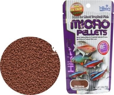 Micro Pellets (21102) - Tonący pokarm dla małych ryb tropikalnych